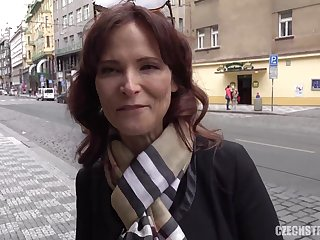 CzechStreets E120 American Super mother I´d like to fuck - hard fuck
