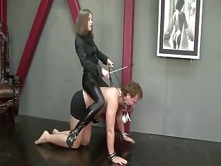 Riding Ponyplay CBT