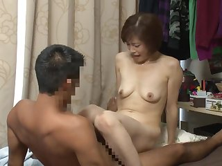 sex with asian GILF