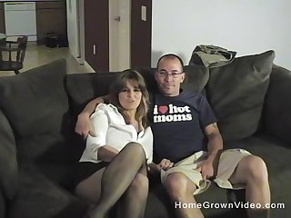 amateur mature adores to fuck with her horny friend without mercy