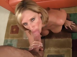 Jodi West In Stockings Gets Slammed