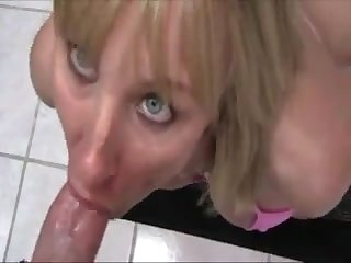 Horny Busty Tits Mommy With Boy