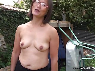 Asian MILF - Hard Core Ass Fuck Destruction