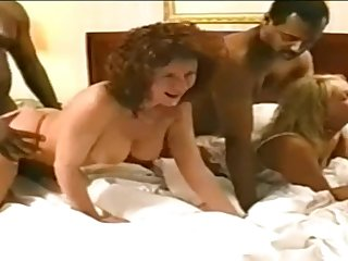 Big Black Dick Party With Wives On Bed Hd Video - big breast