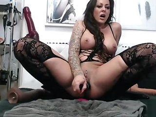 Amazing sex video MILF amateur just for you
