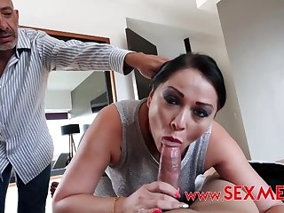 Latina mommy heart stopping porn scene
