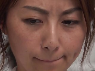 Japanese Asian housewife - hardcore with cumshot