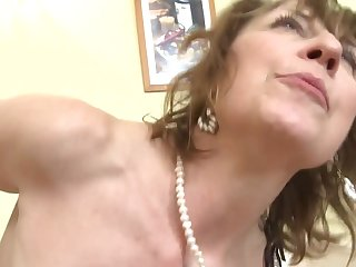 Grannies and mothers having sex with sons