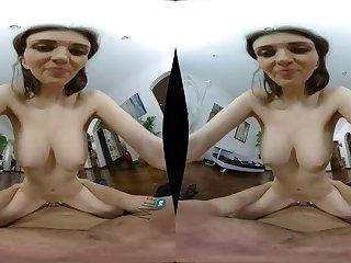 VR Big Titted MILF Sex