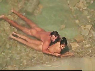 Seaside Nudist beach Milfs Voyeur Hidden SpyCam Vid