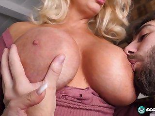 Huge Tit Mom Gets Made Love By Big Chopper - alura jenson
