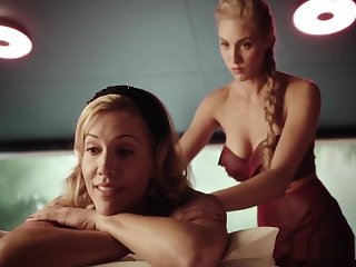 Tricia Helfer, Jessica Sipos - Ascension (2014)